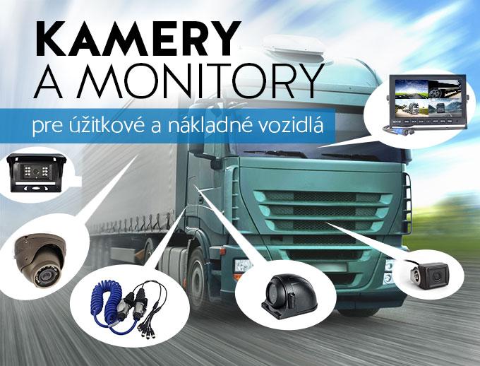 Kamery a monitory
